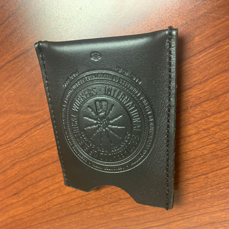 IBEW Wallet – $10