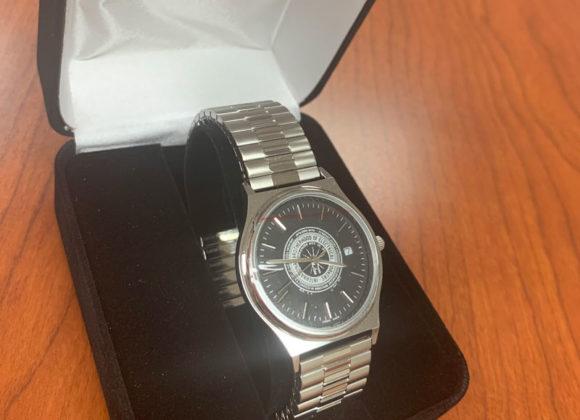 IBEW Sliver Watch – $80