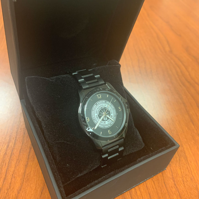 IBEW Black Watch – $100